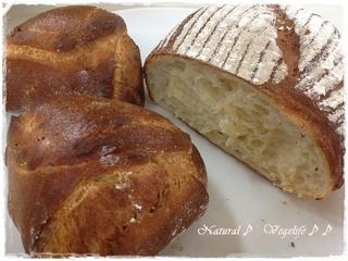 天然酵母パン教室講師セミナー2−ビアーブレッド&湯だねパン.jpg
