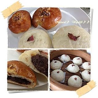 天然酵母パン教室講師セミナー3−あんぱん2種.jpg