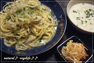 白菜シチューとペペロンチーノ.jpg